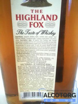 The Highland Fox 0