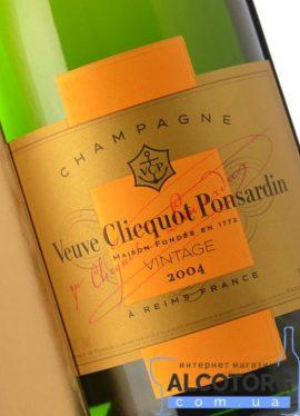 Veuve Clicquot Vintage 2004 0