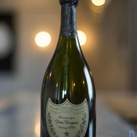 Шампанське Дом Періньон 2005 в коробці біле сухе, Dom Perignon 2005 gift box 0,75 л.