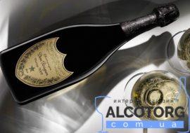 75 л. Шампанское Дом Периньон 2009 в подарочной коробке белое сухое