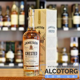 Віскі Джемесон Крестед, Jameson Crested 0,7 л.