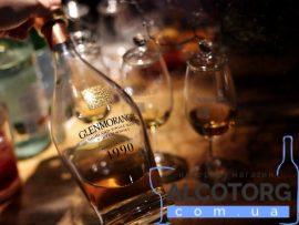 Віскі Гленморанджі Вінтаж Молта 1990 в коробці, Glenmorangie Vintage Malt 1990 0,7 л.