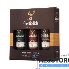 Glenfiddich 12 years оld 15 years old 18 years old 0