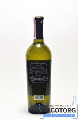 75 л. Вино Алазанская долина полусладкое белое GH 0