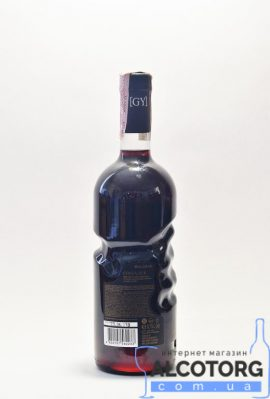 Вино Гранато Россо Болград Рука напівсолодке червоне, Bolgrad Granato Rosso 0,75 л.