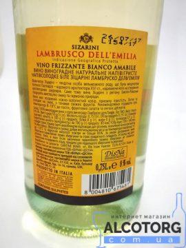 Lambrusco Sizarini 0