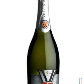 Вино ігристе Вілла Крим Асті біле солодке, Villa Krim Asti sweet 0,75 л.