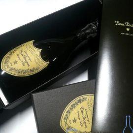 Шампанское Дом Периньон 2006 в коробке белое сухое, Dom Perignon 2006 gift box 0,75 л.