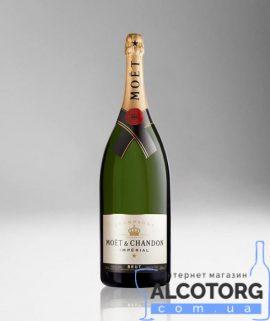 Moet & Chandon Brut Imperial 6 л. Шампанское Моет Шандон брют Империал белое сухое