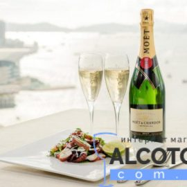 Moet & Chandon Brut Imperial Bubbly Eoy 15 0