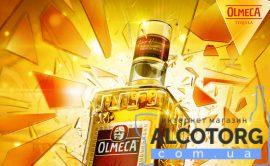 Текіла Ольмека Голд, Olmeca Gold 0,5 л.