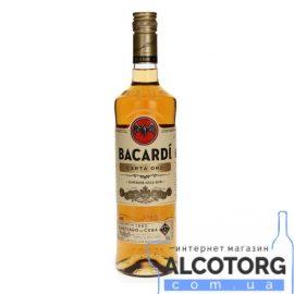 Ром Бакарді Карта Оро, Rum Bacardi Carta Oro 0,7 л.