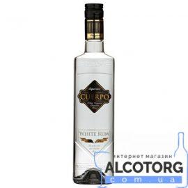 Ром Куерпо Білий Ром, Cuerpo White Rum 0,7 л.
