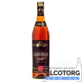 Ром Карибика Голд Ром, Caribica Gold Rum 0,7 л.
