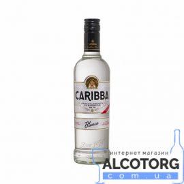 Ром Каріба Бланко, Caribba Blanco 0,5 л.