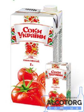 Сік томатний 1