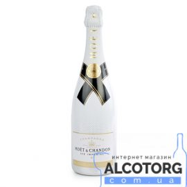 Шампанське Моєт Шандон Айс Імперіал біле сухе, Moet + Chandon Ice Imperial 0,75 л.