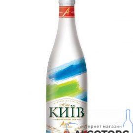 Вино ігристе Наш Київ Art напівсолодке біле 0