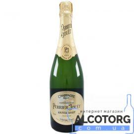 Шампанське Перье Жуєт Гран Брют в коробці