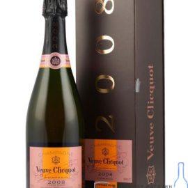 Шампанське Вдова Кліко Брют Вінтаж Розе в коробці