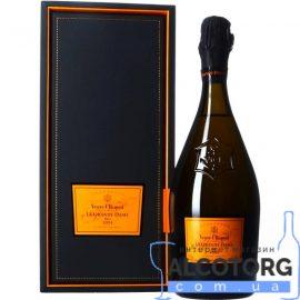 Шампанське Вдова Кліко Ла Гранд Дам в коробці біле сухе
