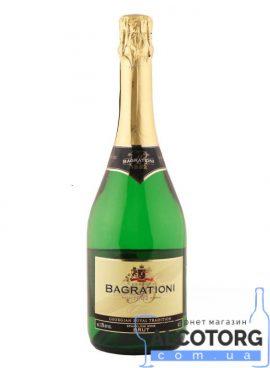 Шампанське Багратіоні брют біле