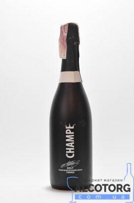 Шампанське Шампе біле брют