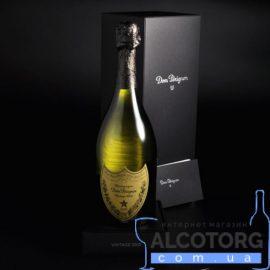 Шампанское Дом Периньон 2000 в коробке белое сухое, Dom Perignon 2000 gift box 0,75 л.