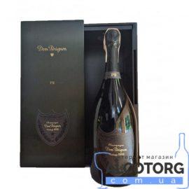 Шампанське Дом Періньон Бланк 1998 в коробці біле сухе