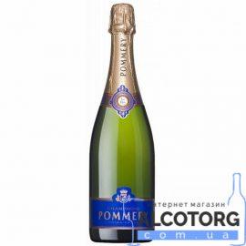 Шампанское Поммери Брют Роял белое, Pommery Brut Royal 0,75 л.
