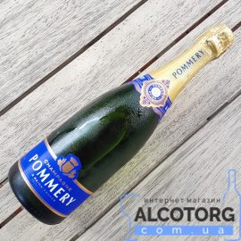 Шампанське Поммері Брют Роял біле, Pommery Brut Royal 0,75 л.