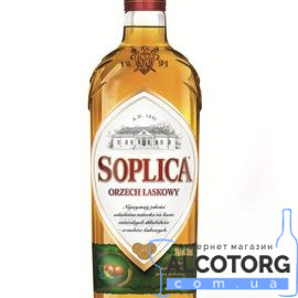 Настоянка Сопліца Ліщина, Soplica Orzech Laskowy 0,2 л.