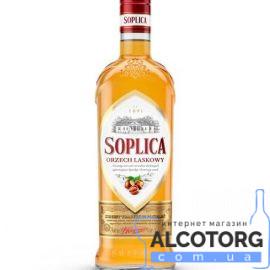 Настоянка Сопліца Ліщина, Soplica Orzech Laskowy 0,5 л.