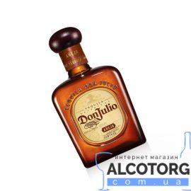 Текіла Дон Хуліо Аньехо в коробці, Don Julio Anejo Reserve Box 0,7 л.