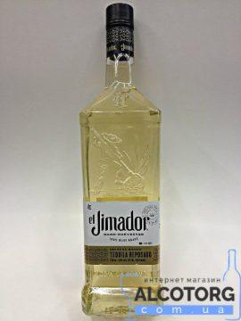 Текіла Ель Хімадор Репосадо, El Jimador Reposado 0,7 л.