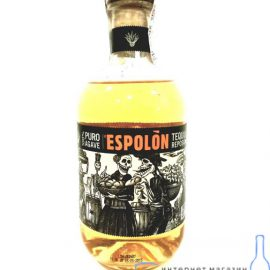 Текіла Есполон Репосадо, Espolon Reposado 0,75 л.