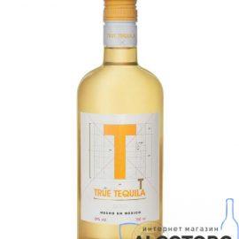 Текила Тру Голд, True Tequila Gold 0,7 л.