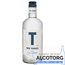 Текіла Тру Сільвер, True Tequila Silver 0,7 л.