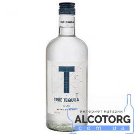Текила Тру Сильвер, True Tequila Silver 1 л.