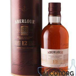 Віскі Аберлауер 12 років тубус, Aberlour 12 Years 0,7 л.