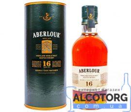 Віскі Аберлауер 16 років в коробці, Aberlour16 Years gift box 0,7 л.