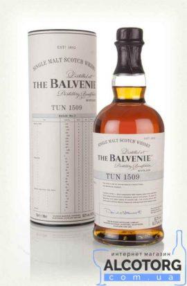 Віскі Балвені ТАН 1509, Balvenie TUN 1509 0,7 л.