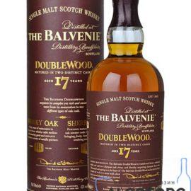 Віскі Балвені Даблвуд 17 років, Balvenie Doublewood 17 years 0,7 л.