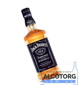 Віскі Джек Деніелс, Jack Daniel's 0,5 л.