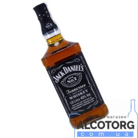 Виски Джек Дениелс, Jack Daniel's 1 л.