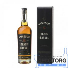 Віскі Джемесон Блек Баррел, Jameson Black Barrel 0,7 л.