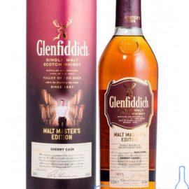 Віскі Гленфіддік Молт Мастерс 12 років, Glenfiddich Malt Master 12 years 0,7 л.
