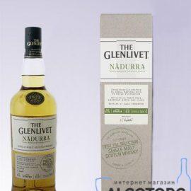 Віскі Гленлівет Надурра Фьост Філ, The Glenlivet Nadurra First Fill 0,7 л.