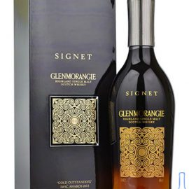 Віскі Гленморанджі Сігнет в коробке, Glenmorangie Signet 0,7 л.