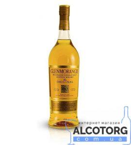 Віскі Гленморанджі Оригінальний, Glenmorangie Original 0,5 л.